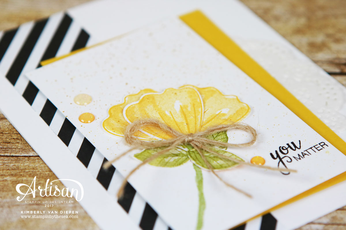 Bunch of Blossoms, Stampin' Up!