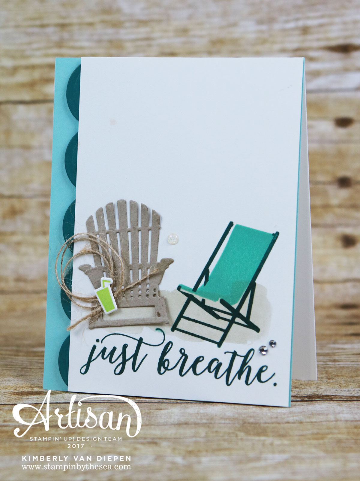 Colorful Seasons, Stampin' Up!