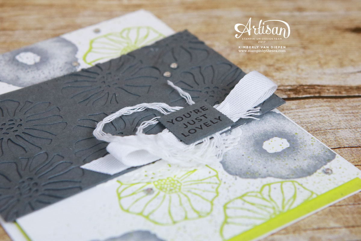 July Tutorial Release, Stampin' Up!