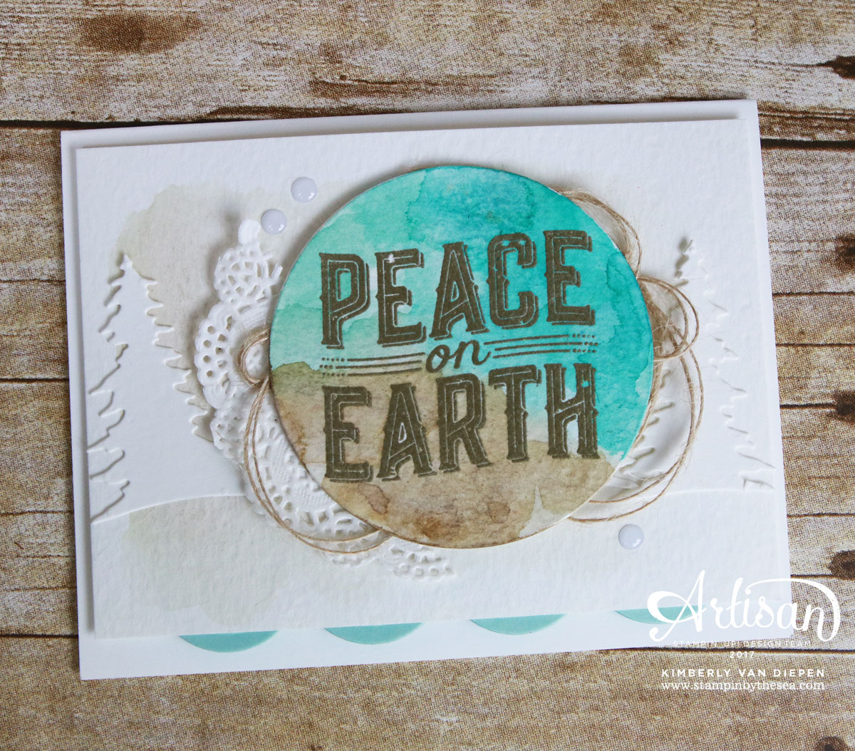 New Products, Carols of Christmas, Stampin' Up!