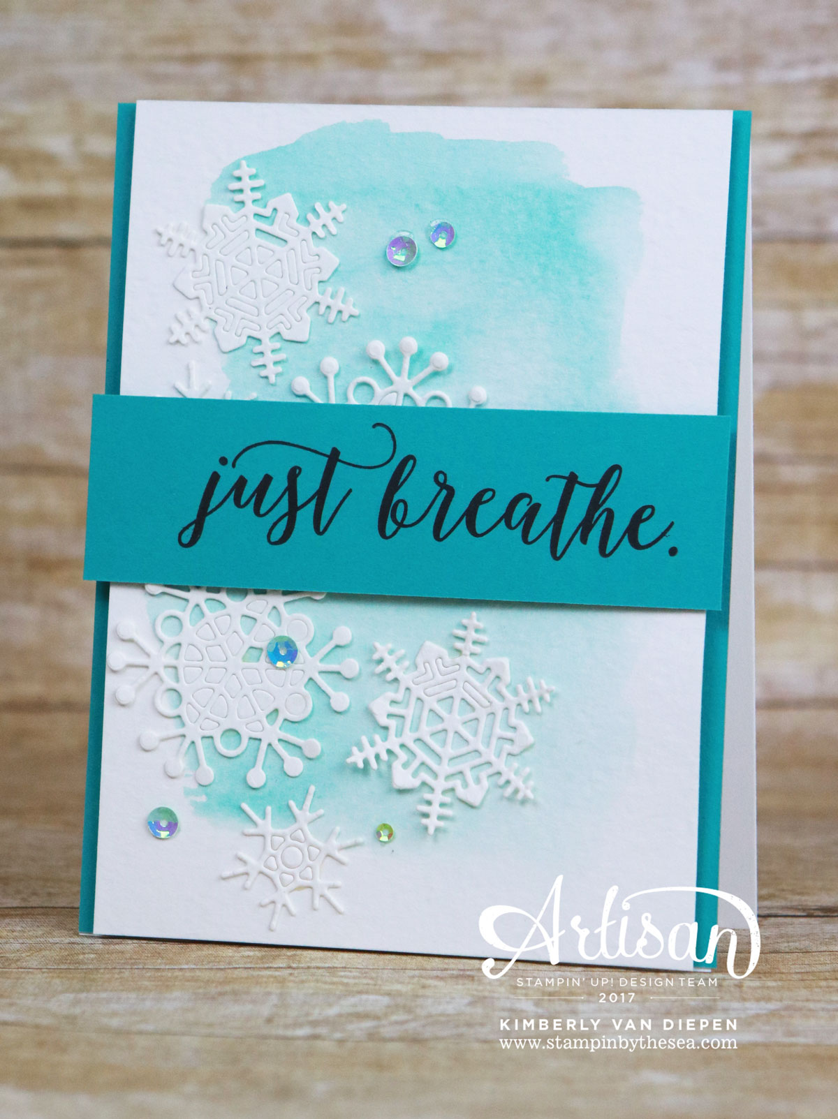 Artisan Hop, Colorful Seasons, Stampin' Up!