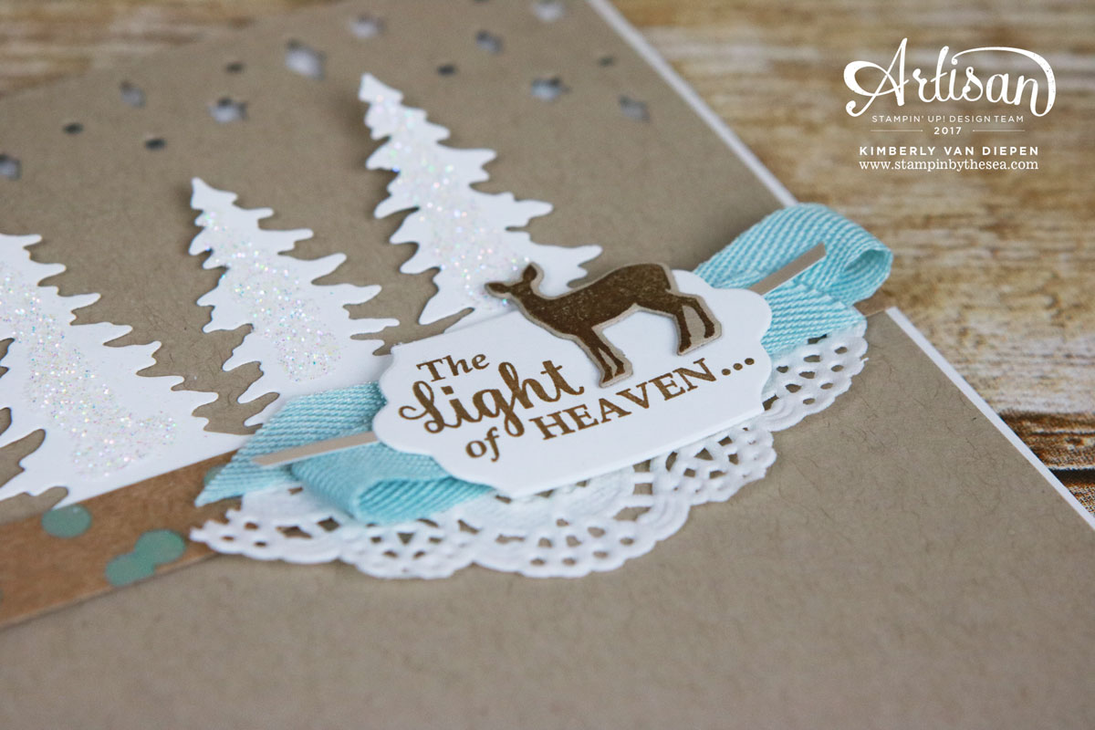 Carols of Christmas, Stampin' Up!, Artisan Blog Hop