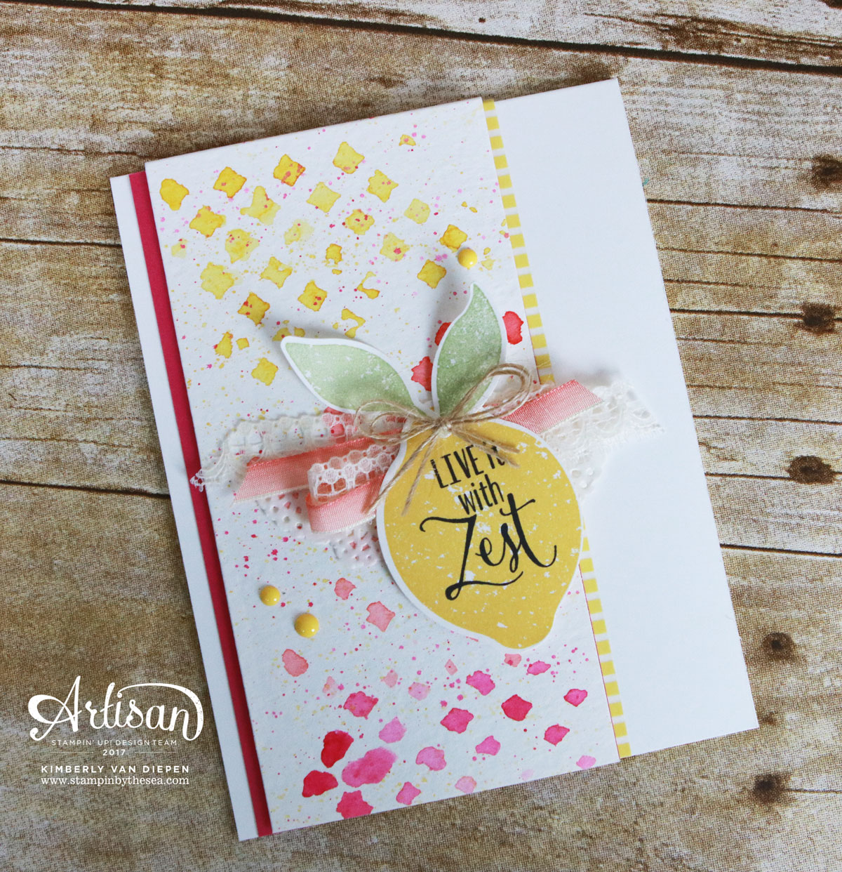 Tutorial Bundle, Lemon Zest, Stampin' Up!