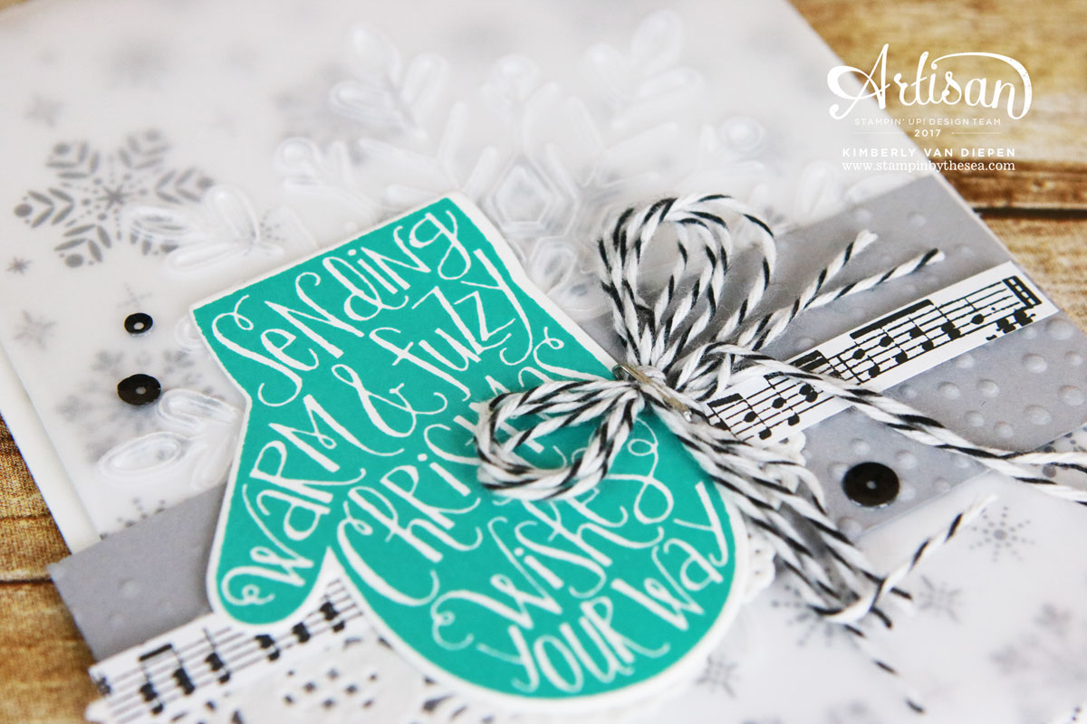 Tutorial Bundle Blog Hop, Stampin' Up!
