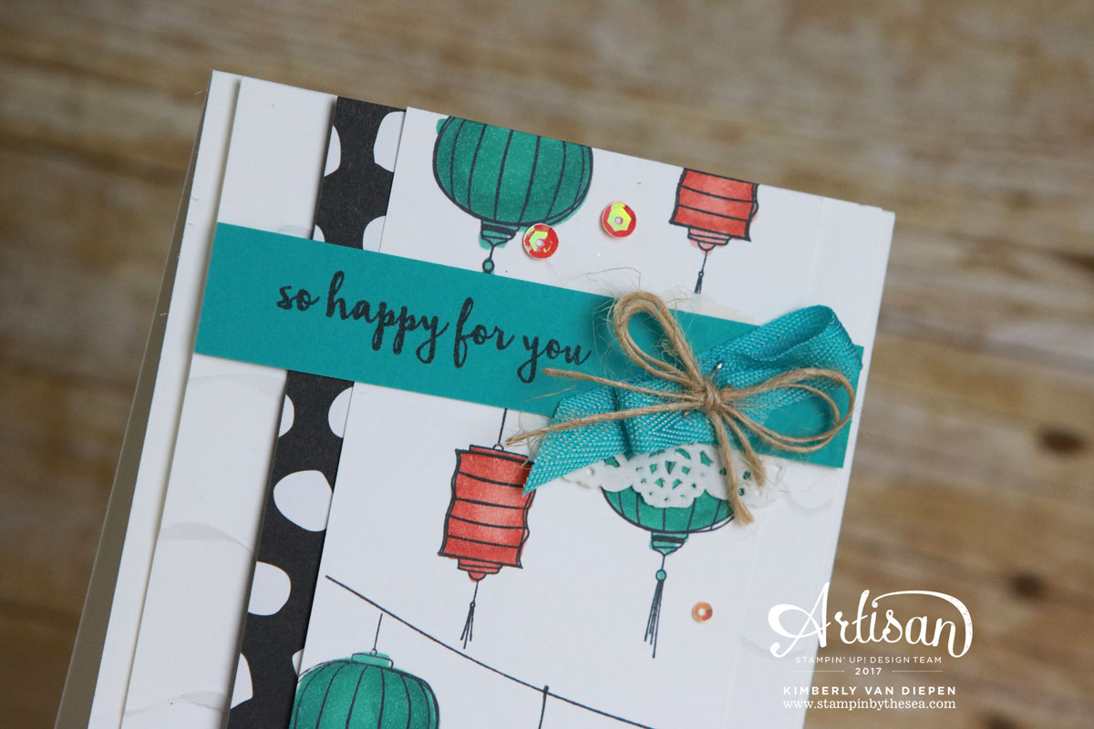 Color Me Happy, Stampin' Up!