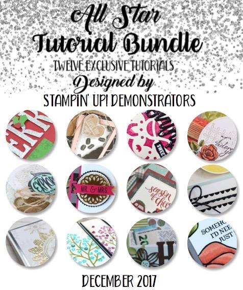 Tutorial Bundle, Stampin' Up!