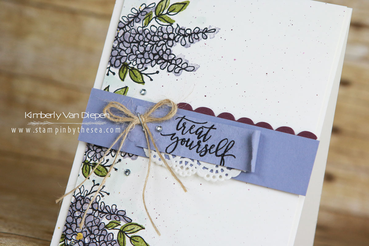 Lots of Lavender, Stampin' Up!