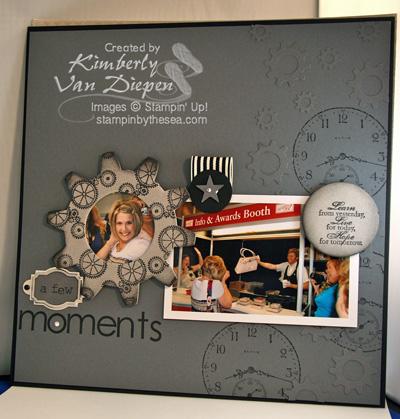 Independent Stampin' Up! Demonstrator Kimberly Van Diepen
