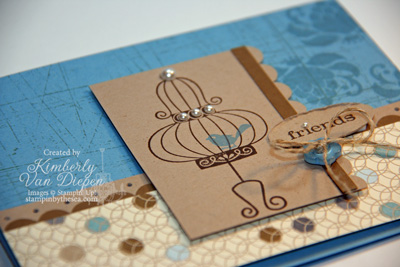 Independent Stampin' Up! Demonstrator Kimberly Van Diepen Woodbridge, Virginia