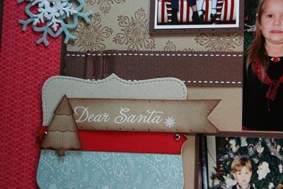 Dear Santa Close