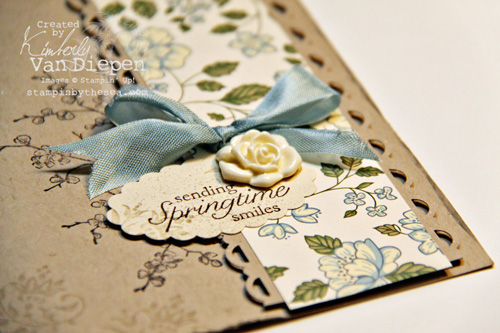 ndpendent Stampin' Up! Demonstrator Kimberly Van Diepen, Northern Virginia