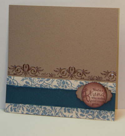 Independent Demonstrator Stampin' Up! Colorado Springs, CO