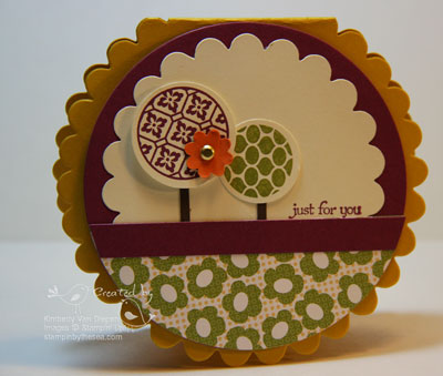 Independent Stampin' up! Demonstrator Colorado Springs, CO