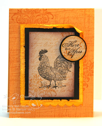 Independent Stampin' up! Demonstrator Colorado Springs CO