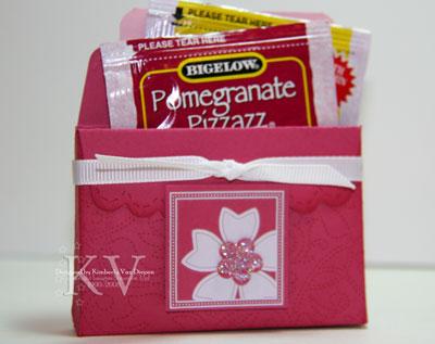 Scallop Envelope Tea